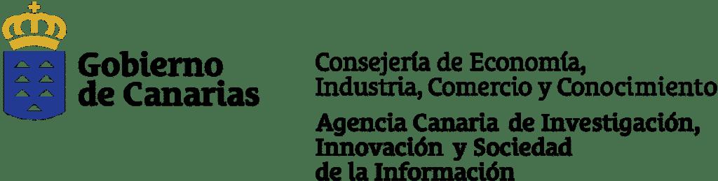 Gobierno de Canarias: Consejería de Economía, Industrial, Comercio y Conocimiento.Agencia Canaria de Investigación, Innovación y Sociedad de la Información
