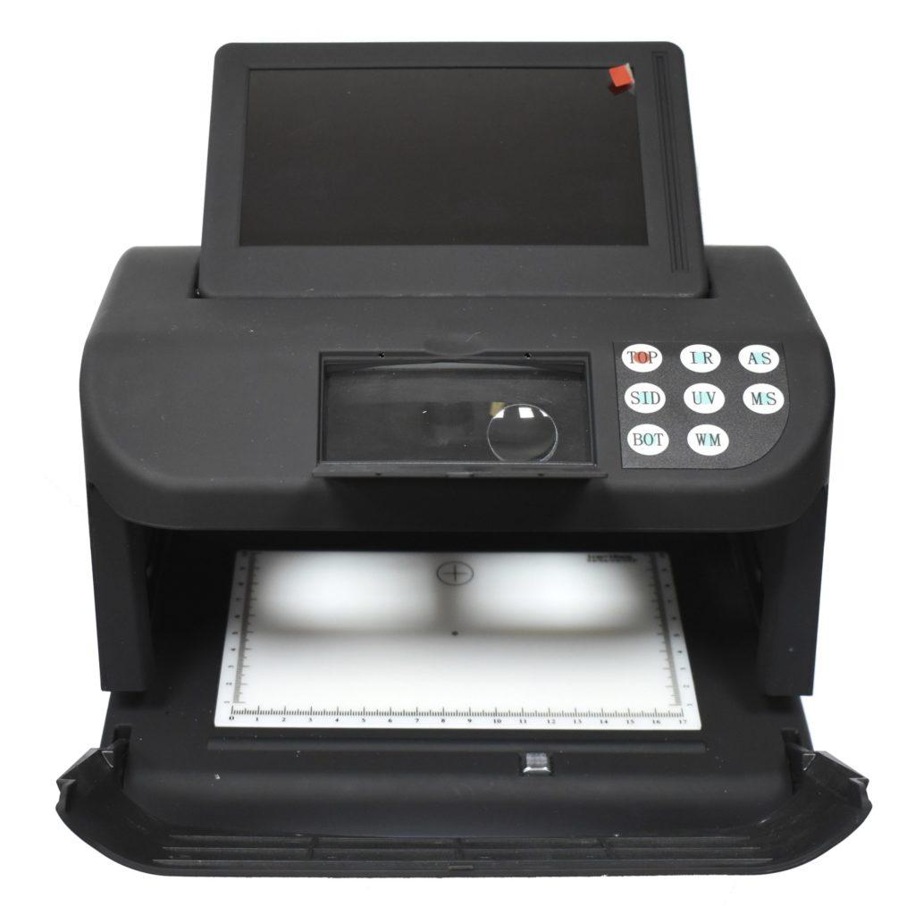 Detector de documentos SC2000